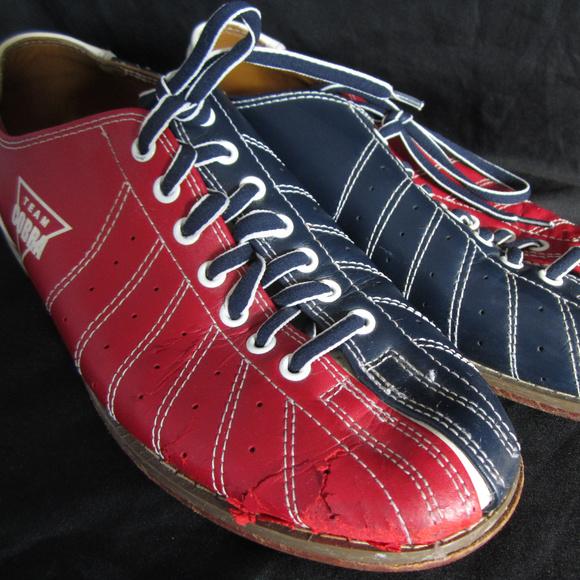 e5e922d05fd Cool Retro Bowling Shoes ~ Women's 8 1/2 ~ Mens 10